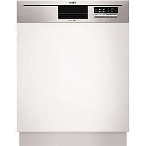 AEG F56322IM0 Semi-incorporado 13cubiertos A++ lavavajilla ...