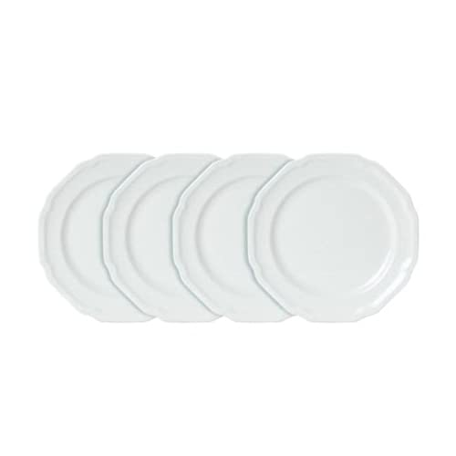 Mikasa Antique White Salad Plates Set of 4 - Whit  sc 1 st  Amazon.com & Antique China Dinnerware: Amazon.com