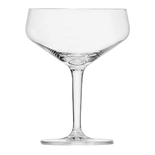 Schott Zwiesel Basic Bar Designed by World Renowned Mixologist Charles Schumann Tritan Crystal Glass Cocktail Cup, 8.8…
