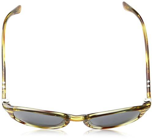 Persol Brown Yellow Po3152s Men's Striped Sunglasses r8CvIrqw