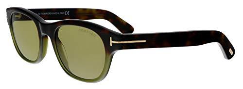 Tom Ford Mens O'Keefe Signature Fashion Designer Sunglasses Brown ()