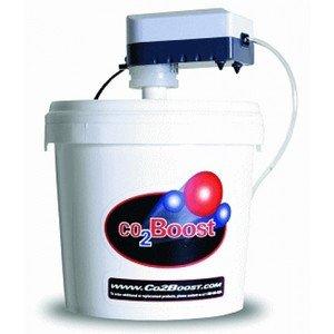 CO2Boost - mit Eimer und Pumpe natürliche CO2 Erzeugung (CO2 Boost)