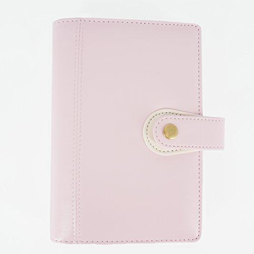 Organizador personal, cuaderno de espiral, Harphia, diario de viaje, organizador de agenda, tamaño 7,48 x 5,51 pulgadas, con...