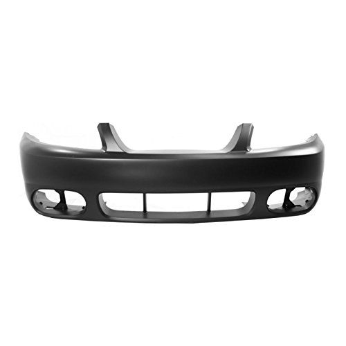 MBI AUTO - Painted to Match, Front Bumper Fascia Cover for 2003 2004 Ford Mustang Cobra 03 04, FO1000533