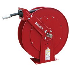 Steel And Aluminum Heavy Industrial Oil Hose Reel