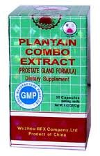 Plantain Combo Extract (prostate gland formula) Q036-luckymart