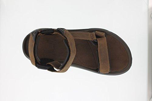 bison M's Bis Marrone Fi Sandali Leather Teva Sportivi 4 Terra Uomo AZ1znqF