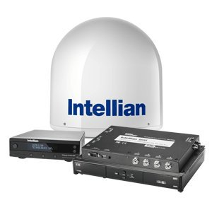 Intellian i2 System DISH Network All-in-One Package w/Multi-Satellite Interface & DISH HD Receiver - North America (B3-I2DNSB) (43928) by Intellian