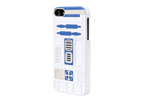 POWER A CPFA100408 Star Wars R2D2 Collector Case for iPhone 5 - 1 Pack - Retail Packaging - White