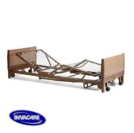 Standard Invacare Hospital Bed - Invacare Invacare Full-Electric Low Bed