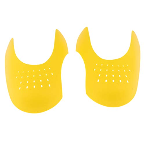 scarpe Wrinkle Piedi Anti Baosity B sportive Finger L Yellow per Inserti Pointe Protector A6znRWq