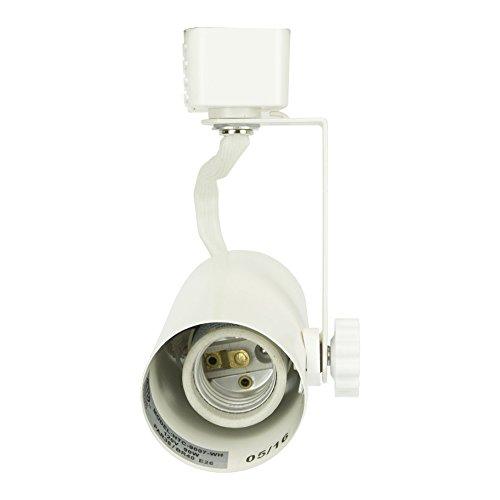 D&D Brand H System Universal PAR Line Voltage Track Lighting Fixture White HTC-9007-WH ( No Bulb ) by Dash N Direct (Image #5)'
