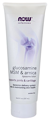 Glucosamime, MSM & Arnica Liposome Lotion, 8 fl oz Lotion