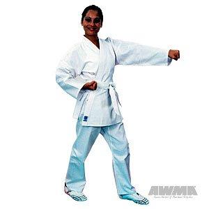 ProForce 5oz. Ultra Lightweight Student Uniform, White, 4
