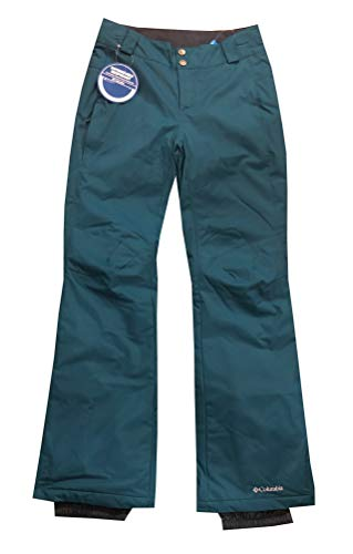 (Columbia Womens Arctic Trip Omni-Tech Ski/Snow Pants (M, Mystery/Teal) )