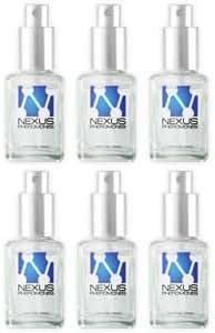 Nexus Pheromones 6 Bottles - Attract Women Instantly Human Sex Pheromone Cologne