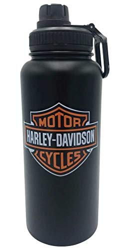 Harley-Davidson Bar & Shield Stainless Steel Thermos Water Bottle HDX-98621