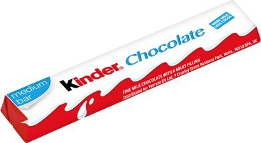 Kinder Chocolate Medium Bar (21g x 36)