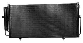 TYC 3108 Subaru Impreza Parallel Flow Replacement Condenser
