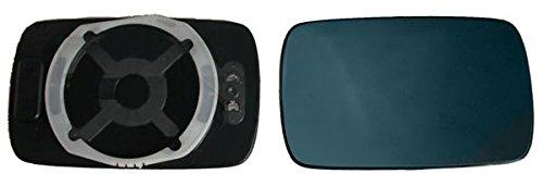 Carparts-Online 17592 Spiegelglas für Spiegel beheizt rechts