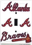 Atlanta Braves Light Switch plate