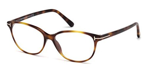 TOM FORD FT5421 053 OCCHIALE DA VISTA HAVANA EYEGLASSES BRILLE NEW NUOVI - Brillen Optical