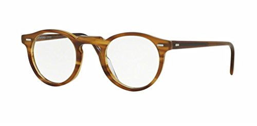 Oliver Peoples Gregory Peck, Eyeglasses 45mm Sunglasses 5186 45 1011 (Peck Olivers People Gregory)