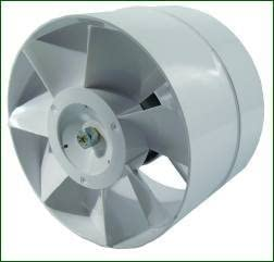 Ventilador Axial Ventilution 150 mm Tubo 298 ³ de m/h Ejecución paso: Amazon.es: Hogar