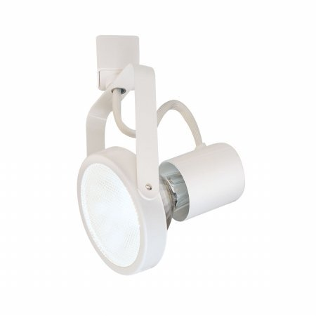 Nora track light nth 107w white par30 gimbal ring compatible nora track light nth 107w white par30 gimbal ring compatible with halo aloadofball Choice Image