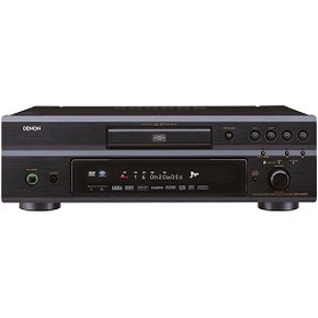 UPC 081757506953, Denon DVD-3930CI A/V Combination DVD/DVDA/SACD/CD Player with Realta T2 HQV (Discontinued by Manufacturer)