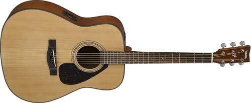 Yamaha FX325A Acoustic-Electric Guitar (Top Acoustic Electric Ash Guitar)