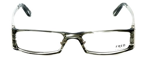 b109fd73817 Fred Lunettes Designer Eyeglasses St. Moritz-C1-002 in Grey-Marble ...