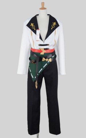 Fate/Grand Order(フェイトグランドオーダー・FGO・Fate go) トリスタン 第一段階 コスプレ衣装 男性L