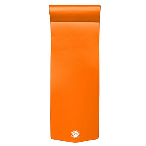 Vinyl Coated Foam (TRC Recreation Splash Pool Float, Orange Breeze)