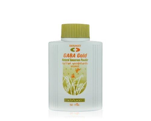 Or de Gaba Dermist écran solaire naturel poudre huile 50g