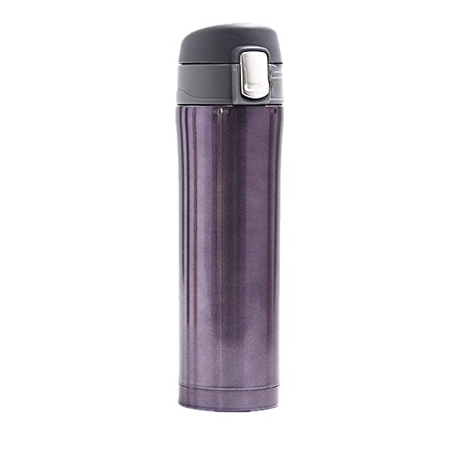 CoCoMall Travel Mugs & Tumblers,Flasks Violet Blue