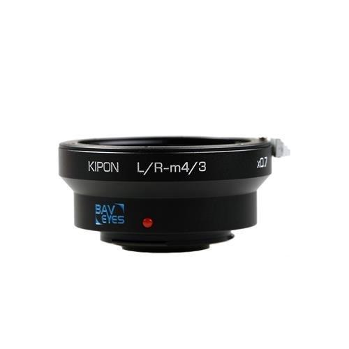 Kipon Baveyes Ultra 0.7 Xアダプタfor Leica RレンズをMicro Four Thirds ( MFT )カメラ   B01M0AFUC5