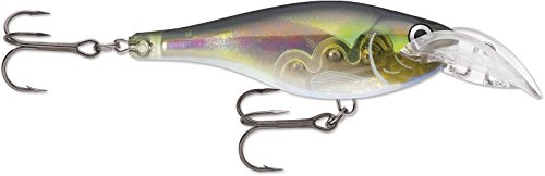 - Rapala Scatter Rap Glass Shad 07 Ghost SCRGS07OGH: Scatter Rap Glass Shad 07 Ghost, Olive