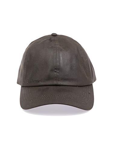 Barbour Luxury Fashion Mens BAACC0246OL71 Grey Hat | Fall Winter 19 (Barbour Cap)