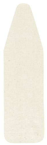 household-essentials-wide-top-ironing-board-pad-and-cover-natural-cotton-canvas