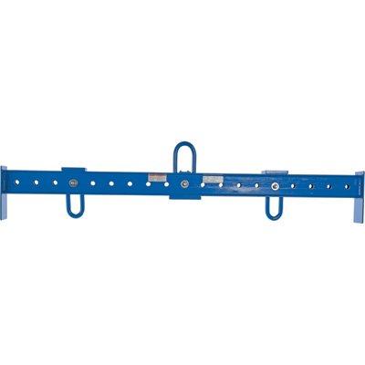 Vestil SBM-40 Adjustable Spreader Beam44; 78 in. - 4000 lbs