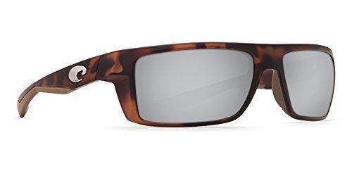 Retro Matte Motu Sunglasses Silver Tort Mirror Costa Etwpq4a4