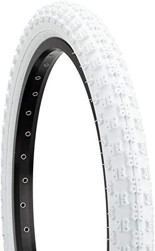 "Kenda K50 Comp III Type Tire - 20"" x 2.125"", All White"