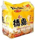 徳島製粉 金ちゃん 徳島ラーメン 1箱5食入×6袋