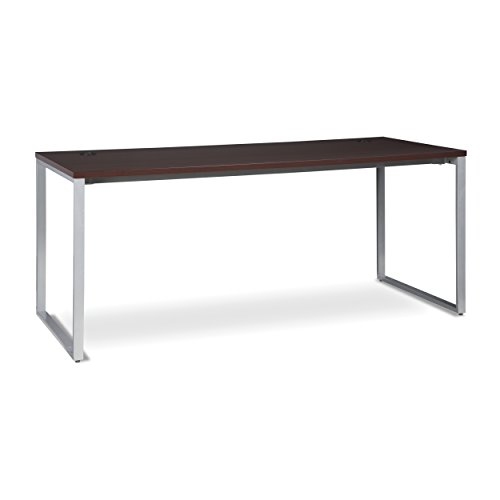OFM CL-D7230-MHG Fulcrum Series 72x30, Minimalistic Modern Office Desk, 72