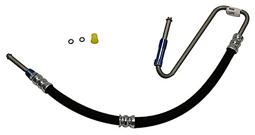 18 mm Male O-Ring End 42 Length 42 Length Gates 352272 Power Steering Hose Assembly 16 mm Long Male O-Ring End