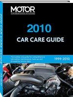 Motor Car Care Guide 2010 (Chek-Chart Car Care Guide)