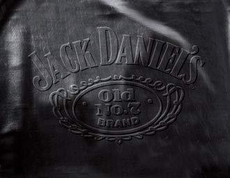 (Jack Daniel's Embossed Leatherette Billiard/Pool Table Cover -)