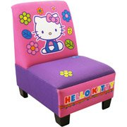 Hello Kitty Toddler Armless Chair