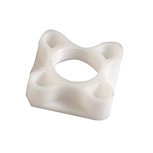 - Danco 40098B Toilet Handle Nut, White